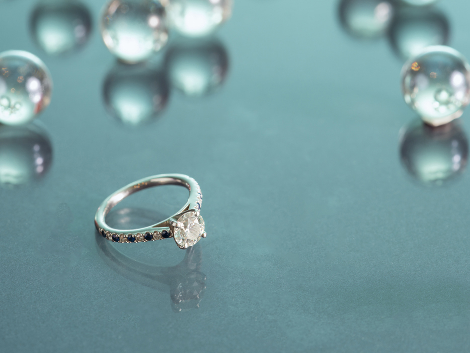product photo of diamond ring