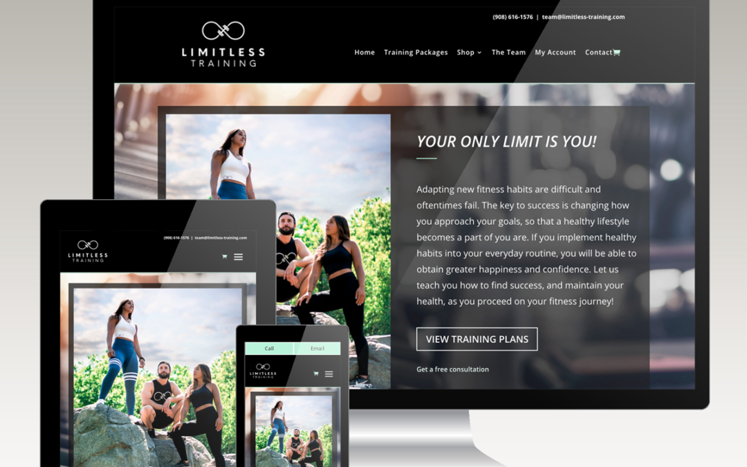 Building SEO, Payment Plans & Online Contracts into a Personal Trainer's Website